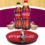 Free Coca-Cola Bottle Cap Phone Grip