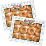 Free Krispy Kreme Dozen Doughnuts