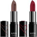 Free NYX Shout Loud Satin Lipstick Sample