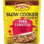 Free Old El Paso Seasoning Mix