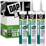 Free DAP Premium Elastomeric Textured Concrete Sealant