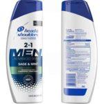 Free Head & Shoulders 2-in-1 Shampoo Samples
