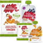 Free Little Freddie Organic Baby Food