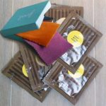 Free Loaf Fabric Swatches & Hot Chocolate