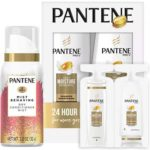 Free Pantene Mist Behaving Dry Conditioner Mist & Pantene Pro-V Shampoo & Conditioner
