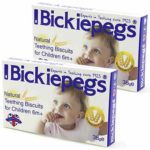 Free Bickiepegs Teething Biscuits