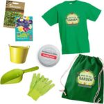 Free Garden Growing Kit