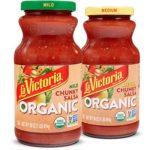 Free La Victoria Organic Chunky Salsa