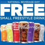 Free Small Freestyle Drink