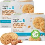 Free UpSpring Milkflow Oatmeal Salted Caramel Lactation Cookies