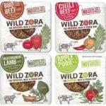 Free Wild Zora Original Meat & Veggie Bars