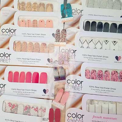 Free Color Street Nail Polish Strips Freebies And Free Samples By Mail