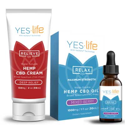 Just CBD Pain Cream